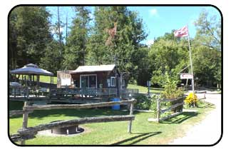 photo tour of ontario campgrounds  cottages and rv in